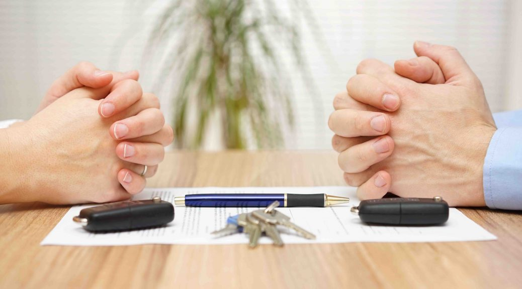 Tips for Negotiating a Property Settlement Agreement